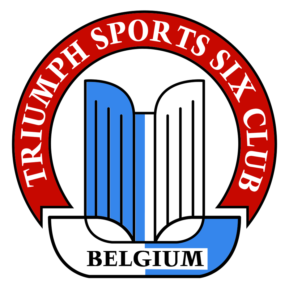 Triumph-sports-six-club-belgium
